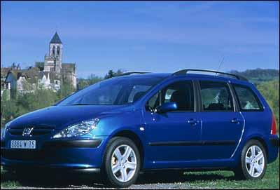 Contacto: Peugeot 307 Break