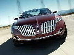 Lincoln: el futuro pasa por el MKR Concept