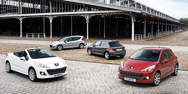 Mejor financiación para los Peugeot