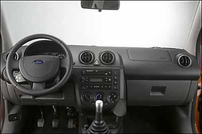 Ford Fiesta Coupé