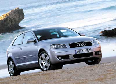 Audi presenta la segunda generación del A3