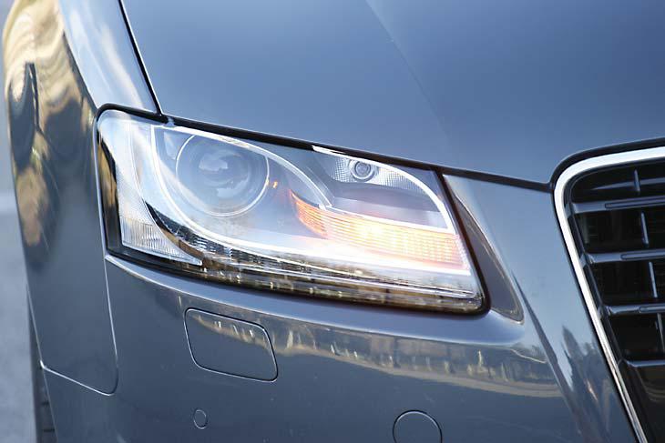 Audi A5 frente a BMW 335i: comportamiento