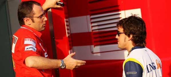 Ferrari no necesita a Alonso