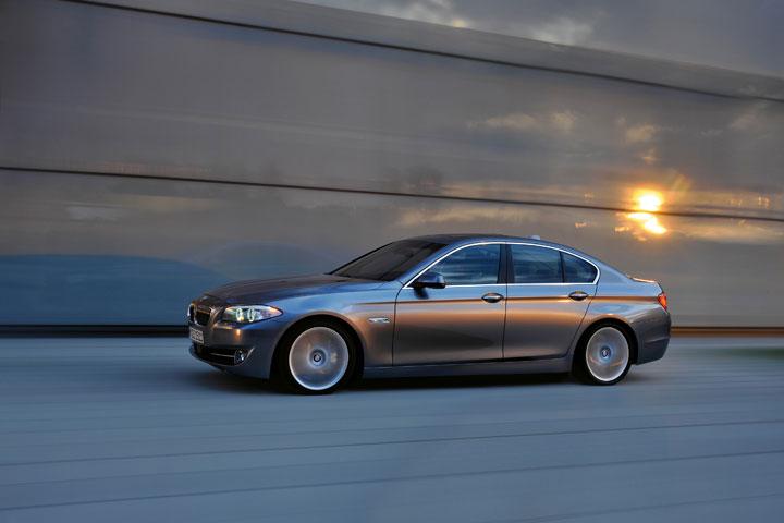 BMW Serie 5, al detalle