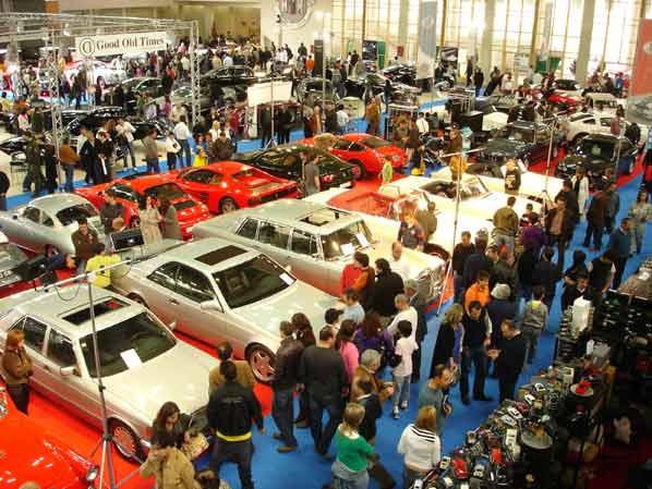 Arranca el Salón Internacional Vehículo Clásico