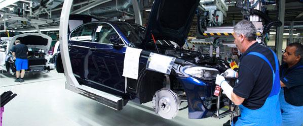 La producción en España crecerá en 2010