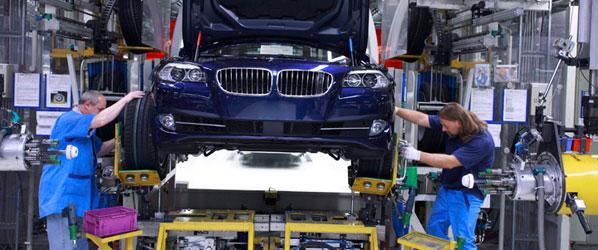 Las ventas de coches en Alemania se desploman