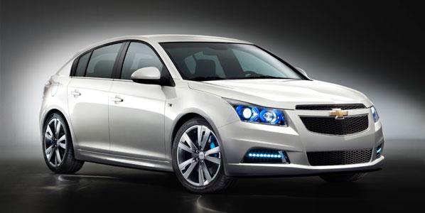 Chevrolet anuncia el Cruze de cinco puertas