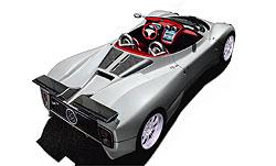 Pagani presenta el Zonda Roadster