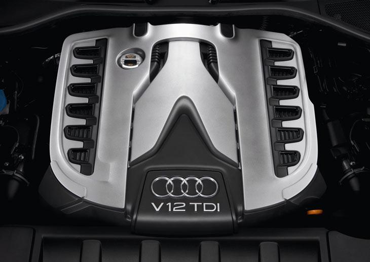 Audi Q7 V12 TDI Gran Coche