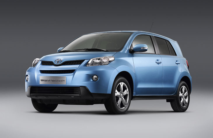 Toyota Urban Cruiser 08