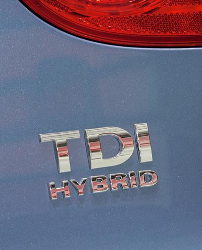 Volkswagen Golf TDI Híbrido