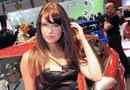 Las chicas del Salón de Ginebra 2009