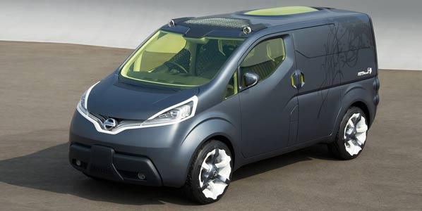 Nissan producirá en España su modelo NV200