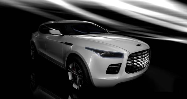 Lagonda Concept, exclusividad funcional