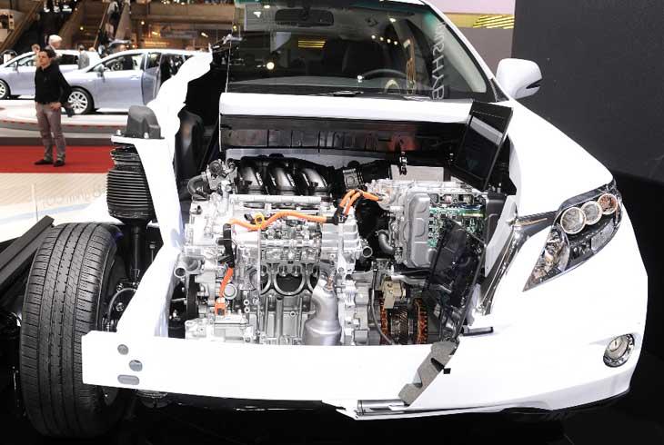 Lexus RX350 y RX450h