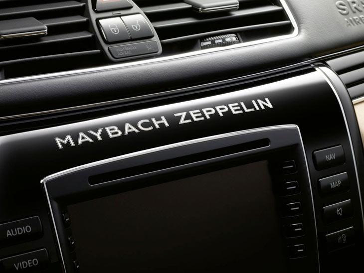 Maybach Zeppelin.