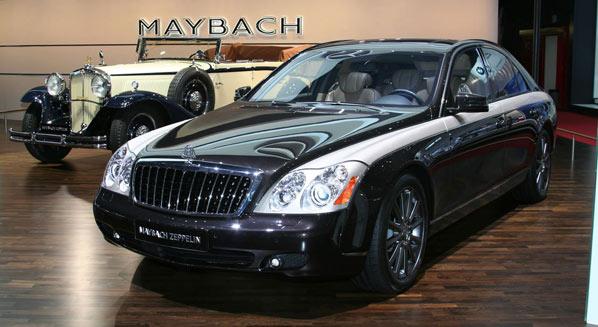 Daimler cerrará su marca de lujo Maybach