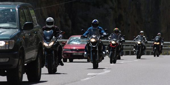 Las ventas de motocicletas se desploman