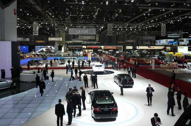 Salón Internacional del Automóvil de Ginebra 2009