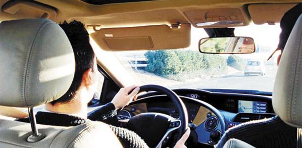 1 de cada 4 conductores ve mal al volante