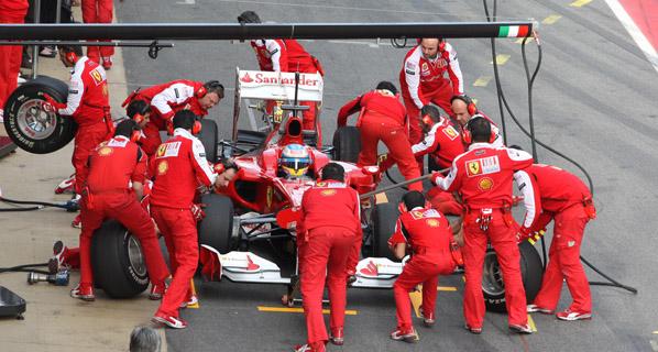 Reglamento de Fórmula 1 2010.
