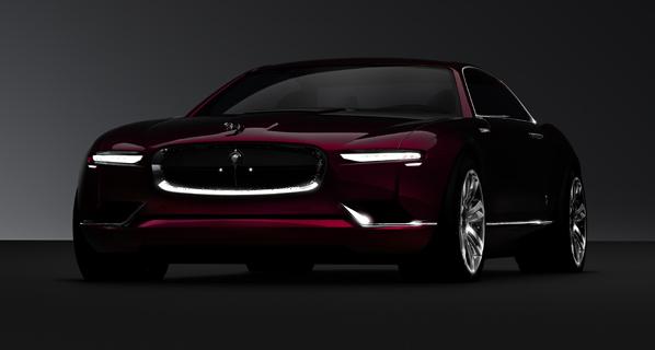 Bertone Jaguar B99 Sports Sedan Concept