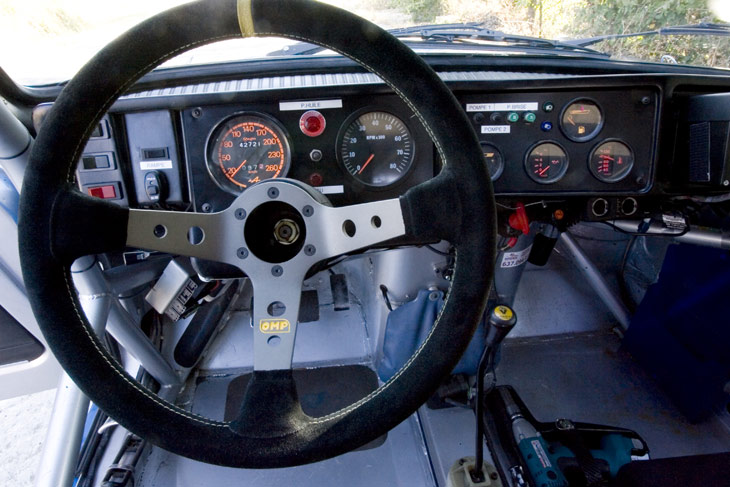 R5 Alpine Gr2: interiores