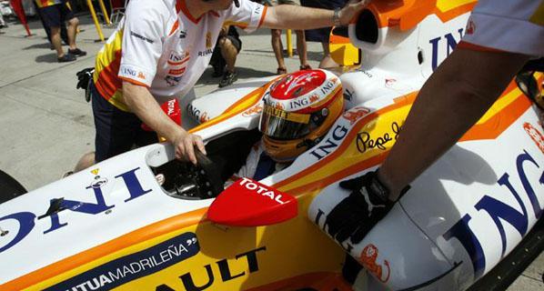F1: Jenson Button repite pole position.