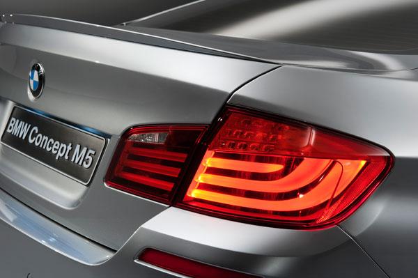 BMW M5 ya está aquí