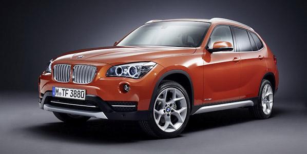 BMW actualiza el X1