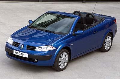 Renault Megane CC 2.0 T