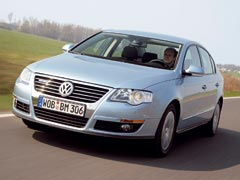 VW Passat 1.9 TDI Bluemotion