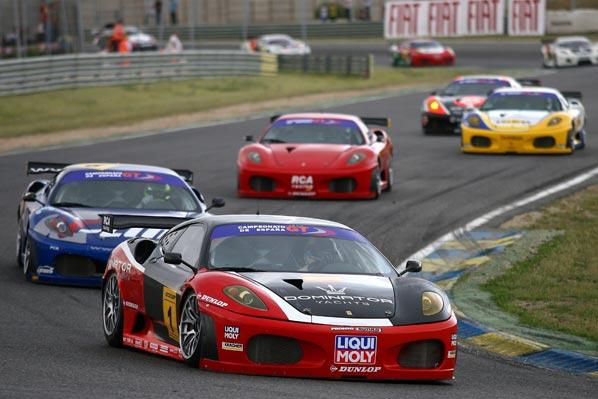 Jarama GT. Los Ferrari sin enemigos