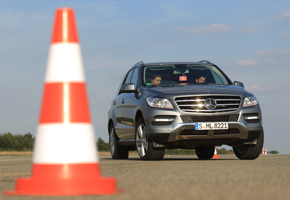 Mercedes ML 250 BlueTec 4Matic