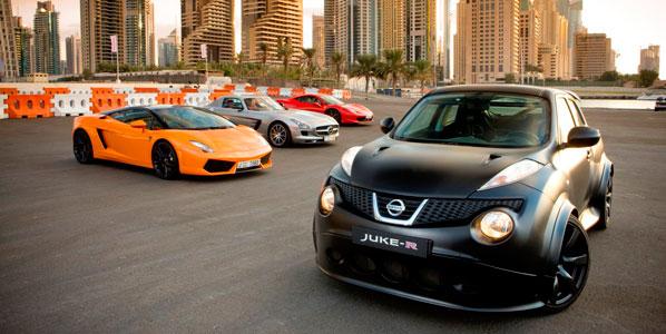 Nissan Juke R, preparado para salir a producción