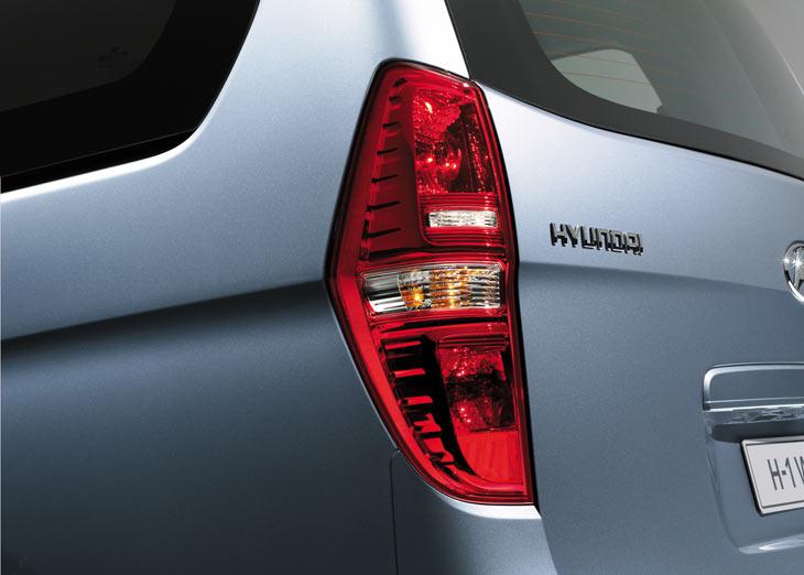 Hyundai i800 detalles