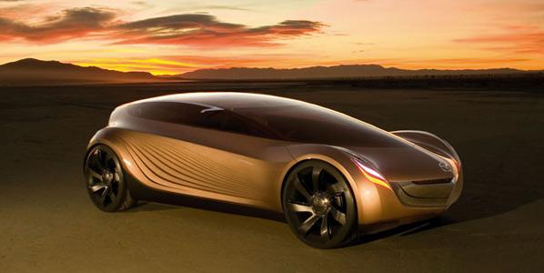 Creamos un SUV para Mazda