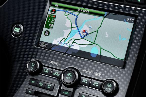 Conducimos el nuevo Saab 9-5