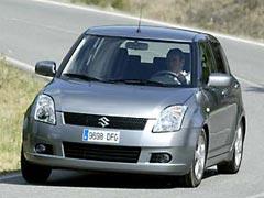 Suzuki Swift 1.3 GL | Todas las pruebas | Autopista.es