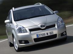 Nuevo Toyota Corolla Verso