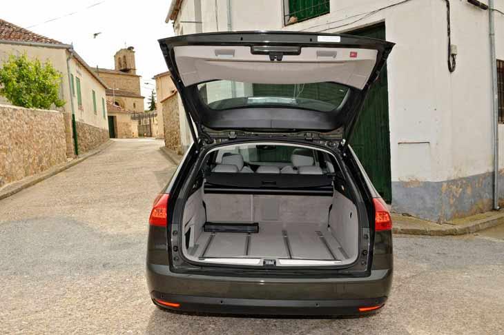 Citroën C5 Tourer: lo conducimos