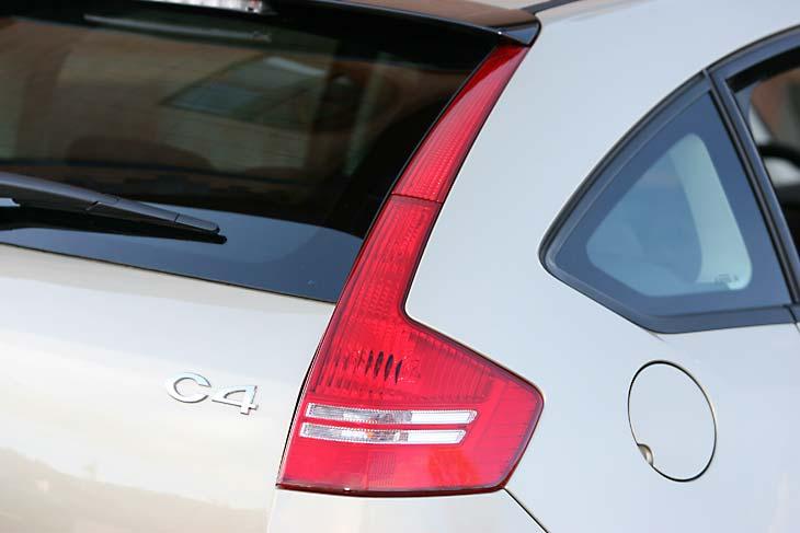 Citroën C4  2.0 HDI CAS