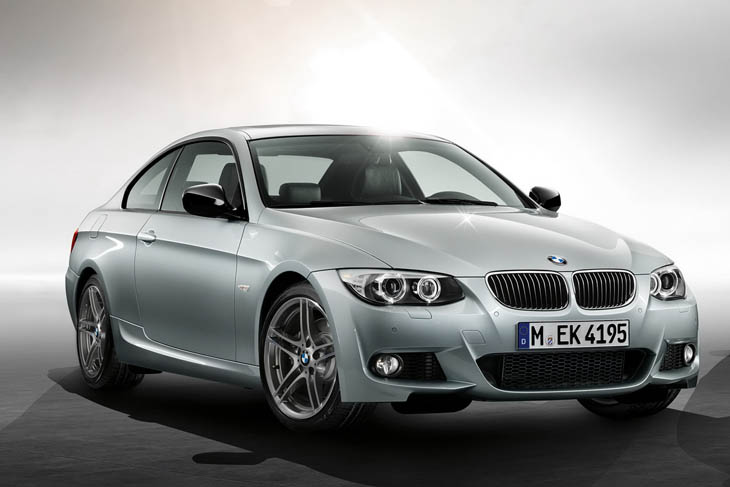 Cambios en la Serie 3 de BMW.