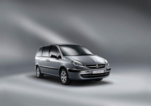 Citroën C8 2012