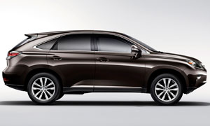 nuevo lexus rx 450h hybrid. Black Bedroom Furniture Sets. Home Design Ideas