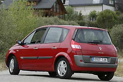 Renault Scénic 1.6