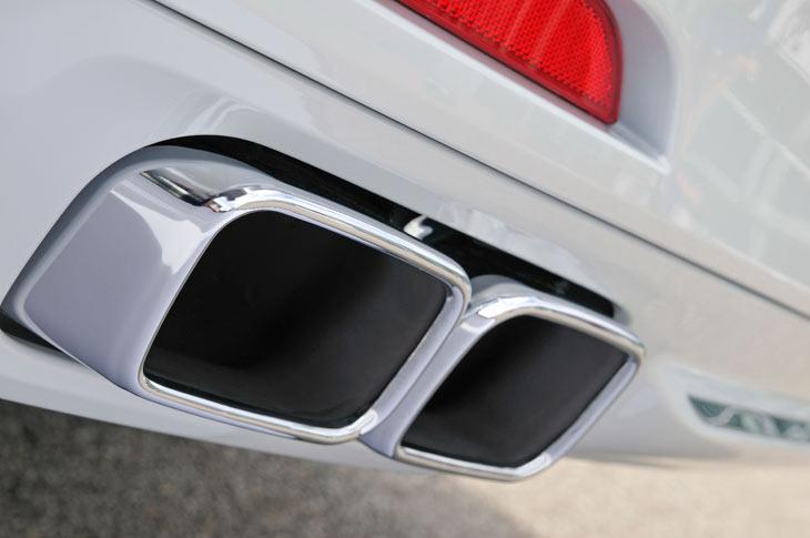 BMW Serie-7: detalles del 760Li