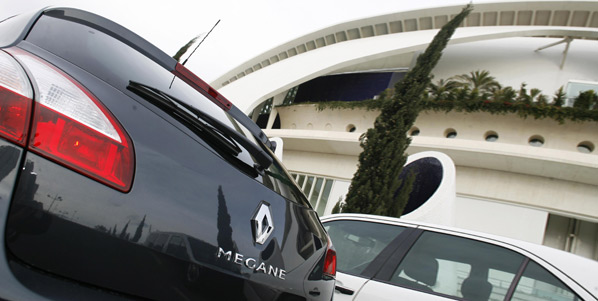 El Renault Mégane, el coche más vendido