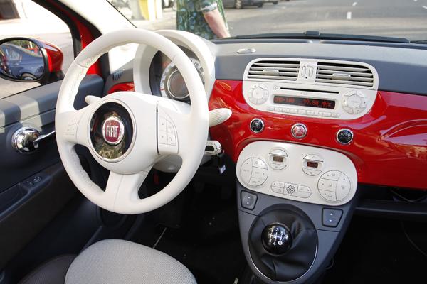 Fiat 500C 1.3 Multijet 95 CV Start&Stop